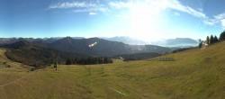 "Archived image Webcam Gaissau: View mountain ""Wieserhörndl"" 10:00"