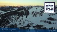 Archiv Foto Webcam Alpendorf: Gipfel Gernkogel 21:00