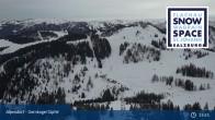 Archiv Foto Webcam Alpendorf: Gipfel Gernkogel 09:00