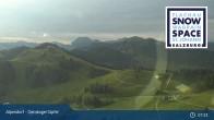 Archiv Foto Webcam Alpendorf: Gipfel Gernkogel 01:00