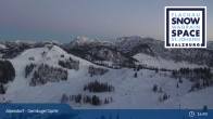 Archiv Foto Webcam Alpendorf: Gipfel Gernkogel 19:00