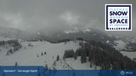 "Archived image Webcam Alpendorf: Peak of mountain ""Gernkogel"" 08:00"