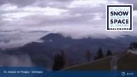 Archiv Foto Webcam Alpendorf: Blick vom Gernkogel ins Tal (Obergass) 20:00