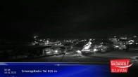 Archiv Foto Webcam Wildkogel-Arena: Bergstation Frühmesserbahn 2150m 18:00