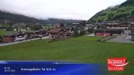 Archiv Foto Webcam Wildkogel-Arena: Bergstation Frühmesserbahn 2150m 00:00