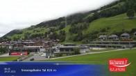 Archiv Foto Webcam Wildkogel-Arena: Bergstation Frühmesserbahn 2150m 02:00