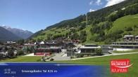 Archiv Foto Webcam Wildkogel-Arena: Bergstation Frühmesserbahn 2150m 06:00