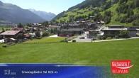 Archiv Foto Webcam Wildkogel-Arena: Bergstation Frühmesserbahn 2150m 08:00