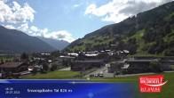 Archiv Foto Webcam Wildkogel-Arena: Bergstation Frühmesserbahn 2150m 10:00
