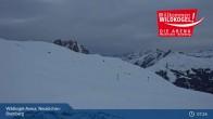 Archiv Foto Webcam Wildkogel-Arena: Panoramablick 01:00