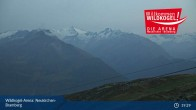 Archiv Foto Webcam Wildkogel-Arena: Panoramablick 19:00