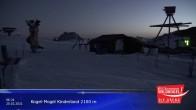 Archived image Webcam Wildkogel Ski Resort - Panorama restaurant at 2100m 00:00