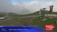 Archiv Foto Webcam Wildkogel-Arena: Bergrestaurant 2100m 02:00