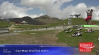 Archiv Foto Webcam Wildkogel-Arena: Bergrestaurant 2100m 06:00