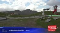 Archiv Foto Webcam Wildkogel-Arena: Bergrestaurant 2100m 10:00