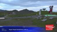 Archiv Foto Webcam Wildkogel-Arena: Bergrestaurant 2100m 00:00