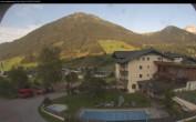 Archiv Foto Webcam Blick auf das Tennengebirge 02:00
