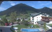 Archiv Foto Webcam Blick auf das Tennengebirge 04:00