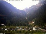 Archived image Webcam Gletscher Welt Weisssee, Pinzgau 06:00