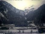 Archiv Foto Webcam Weisssee Gletscherwelt - Talstation 11:00