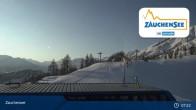 Archiv Foto Webcam Zauchensee Gamskogelhütte 01:00