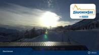 Archiv Foto Webcam Zauchensee Gamskogelhütte 03:00