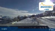 Archiv Foto Webcam Zauchensee Gamskogelhütte 05:00