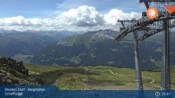 Archived image Webcam Klosters - Schaffürggli Top Station 05:00