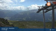 Archived image Webcam Klosters - Schaffürggli Top Station 09:00