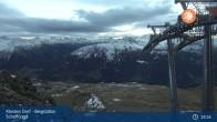 Archived image Webcam Klosters - Schaffürggli Top Station 21:00