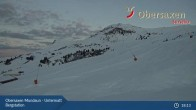 Archived image Webcam Obersaxen Mundaun: Untermatt Top Station 19:00