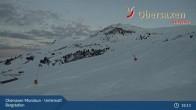 Archived image Webcam Obersaxen Mundaun: Untermatt Top Station 23:00