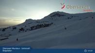 Archived image Webcam Obersaxen Mundaun: Untermatt Top Station 01:00