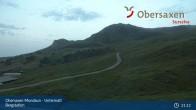 Archiv Foto Webcam Obersaxen Mundaun: Untermatt Bergstation 19:00
