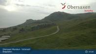 Archiv Foto Webcam Obersaxen Mundaun: Untermatt Bergstation 01:00