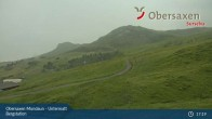 Archiv Foto Webcam Obersaxen Mundaun: Untermatt Bergstation 11:00