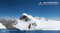 Archived image Webcam Zermatt: Matterhorn Glacier Paradise 07:00