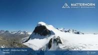Archiv Foto Webcam Zermatt - Matterhorn Glacier Paradise 05:00