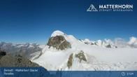 Archiv Foto Webcam Zermatt - Matterhorn Glacier Paradise 11:00