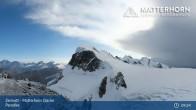 Archiv Foto Webcam Zermatt - Matterhorn Glacier Paradise 03:00