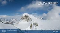 Archived image Webcam Zermatt: Matterhorn Glacier Paradise 11:00