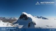 Archiv Foto Webcam Zermatt - Matterhorn Glacier Paradise 10:00