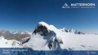Archiv Foto Webcam Zermatt - Matterhorn Glacier Paradise 12:00
