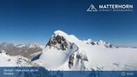 Archiv Foto Webcam Zermatt - Matterhorn Glacier Paradise 14:00