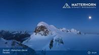 Archiv Foto Webcam Zermatt - Matterhorn Glacier Paradise 18:00