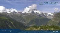Archiv Foto Webcam Zermatt - Sunnegga 05:00