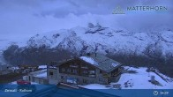 Archiv Foto Webcam Zermatt - Rothorn 21:00