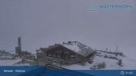 Archiv Foto Webcam Zermatt - Rothorn 09:00