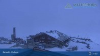 Archiv Foto Webcam Zermatt - Rothorn 13:00
