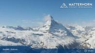 Archived image Webcam Zermatt - Rothorn Mountain 05:00